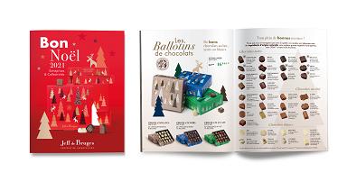 Catalogue Entreprises Jeff de Bruges Noel 2021