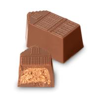 Chocolat Jeff de Bruges - Maison de Jeff lait