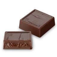 Chocolat Jeff de Bruges - Bruxelles noir