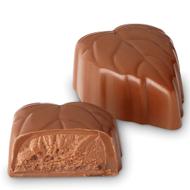 Chocolat Jeff de Bruges - Feuille lait