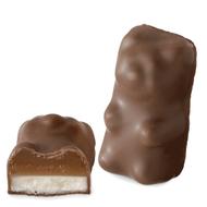 Ourson guimauve caramel