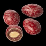 Chocolat Jeff de Bruges - Amande chocoframboise