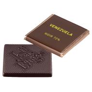 Chocolat Jeff de Bruges - Carré noir Venezuela 72%
