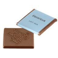 Chocolat Jeff de Bruges - Carré lait Equateur 36%