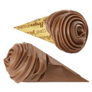 Chocolat Jeff de Bruges - Cornet doré