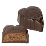 Chocolat Jeff de Bruges - Feuille noir