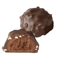 Chocolat Jeff de Bruges - Mini rocher noir