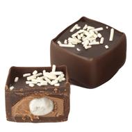 Chocolat Jeff de Bruges - Petite meringue citron