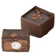 Chocolat Jeff de Bruges - Petite meringue café