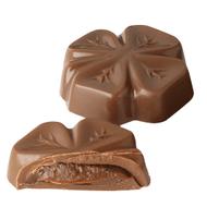 Chocolat Jeff de Bruges - Trèfle lait